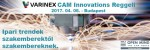 CAM Innovations Reggeli