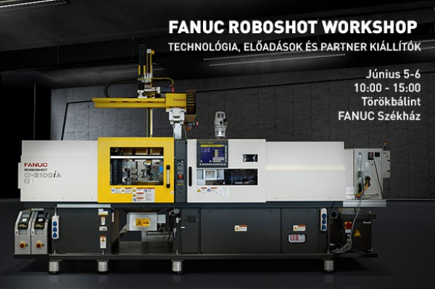 FANUC ROBOSHOT WORKSHOP